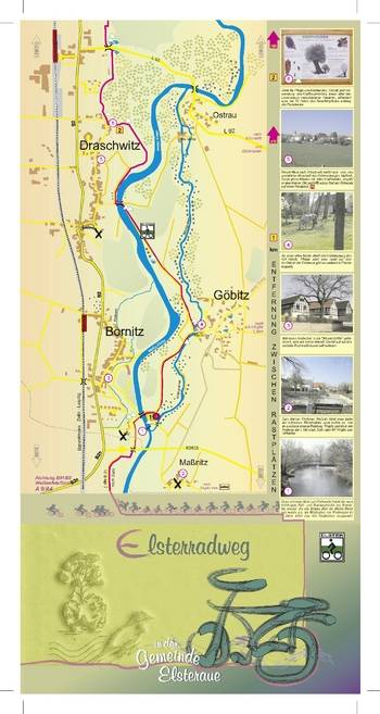 Elsterradweg Seite 2 [(c) Gemeinde Elsteraue]