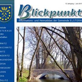 """Gemeindezeitung """"Blickpunkt"""""""