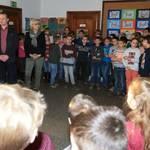Fördermittelübergabe Grundschule Tröglitz