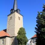 Rehmsdorf Kirche (Foto: Corina Trummer) [(c) Gemeinde Elsteraue]