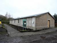 Bauarbeiten am KZ-Außenlager Wille [(c) Gemeinde Elsteraue]