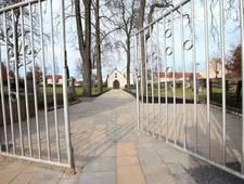 neu gepflasterter Weg auf dem Friedhof Tröglitz [(c) Gemeinde Elsteraue]