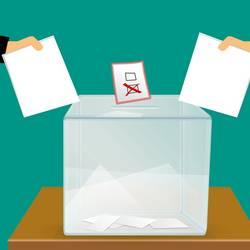Dank an die Wahlhelferinnen und Wahlhelfer