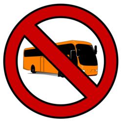 Kein Schulbusverkehr ab 04.10.2021