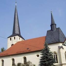 Kirchen der Gemeinde Elsteraue